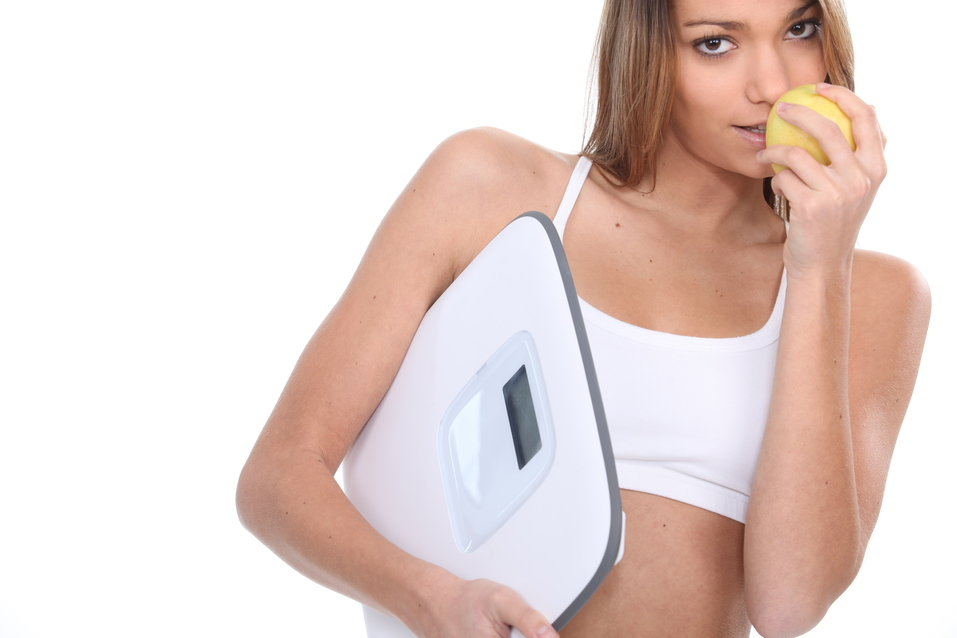 How to lose stomach fat the natural way