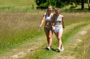 lose weight walking