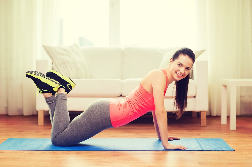 10 Minute Workout You Can Do At Home (5 Exercises)