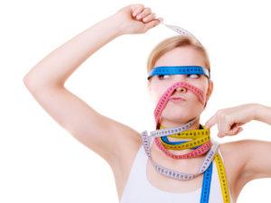 Calorie restriction fat loss