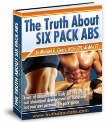 Best way to get a flat stomach: The Truth about Abs