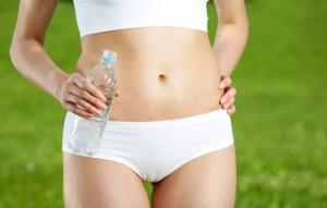 losing belly fat for women