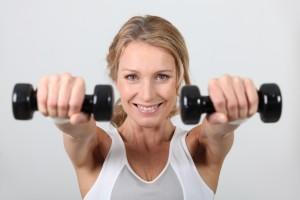 lose female body fat