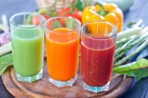 lose weight with juices