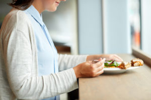lose weight with portion control